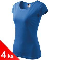 Malfini 4x Dámské triko s velmi krátkým rukávem