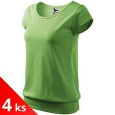 Malfini 4x Dámské pohodlné tričko