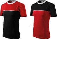 Malfini 2x Tričko dvojfarebné