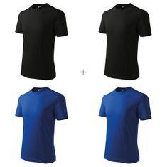 Malfini 4x Detské tričko klasické