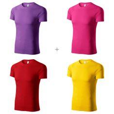 Piccolio 4x Detské ľahké tričko