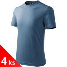 Malfini 4x Dětské tričko jednoduché