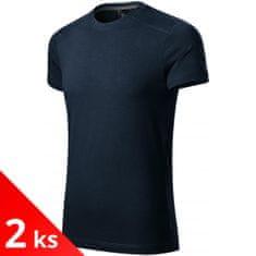 Malfini Premium 2x Pánské ozdobené tričko