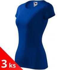 Malfini 3x Dámské zúžené tričko