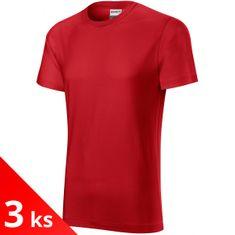 Rimeck 3x Pánské odolné tričko