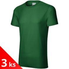 Rimeck 3x Odolné pánské tričko tlustší