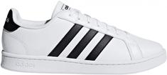 Adidas Boty adidas Grand Court Bílá / Černá