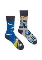 Spox Sox Ponožky Spox Sox - Letadla