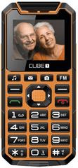 Cube 1 S400 sanior, Orange