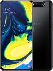 SAMSUNG Galaxy A80, 8GB/128GB, čierna