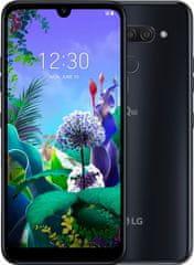 LG Q60, Dual Sim, 3GB/64GB, Čierna