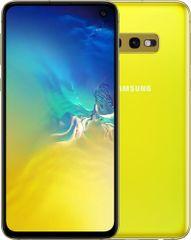 SAMSUNG Galaxy S10e, 6GB/128GB, žltá