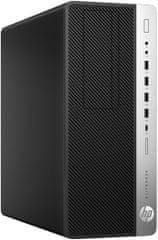 HP EliteDesk 800 G5 TWR, čierna