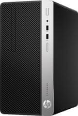 HP ProDesk 400 G5 MT, čierna