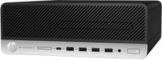 HP EliteDesk 705 G4 SFF, čierna (4HN44EA)