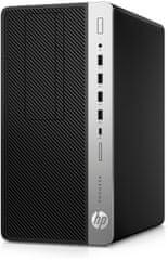HP ProDesk 600 G4 MT, čierna (3XW61EA)