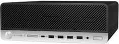 HP EliteDesk 705 G4 SFF, čierna (4HN40EA)