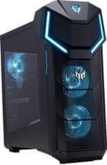 Acer Predator Orion PO5-610, čierna