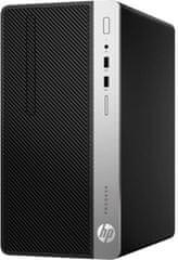 HP ProDesk 400 G6 MT, čierna (7EL82EA)
