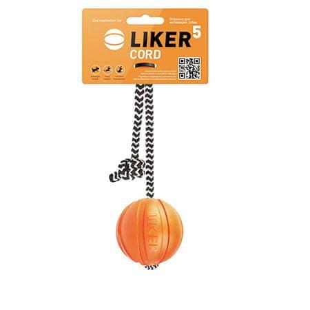 Liker žoga za se Cord z vrvjo S, 5 cm