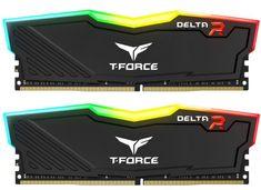 TeamGroup Delta RGB 16GB Kit (2x8GB) DDR4-3200, DIMM, CL16 memorija (TF3D416G3200HC16CDC01)