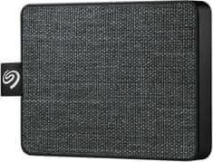 Seagate One Touch SSD - 1TB, čierna (STJE1000400) - rozbalené