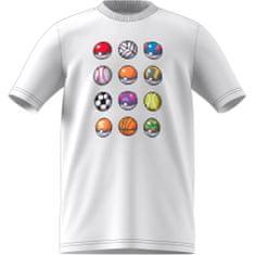 Adidas koszulka chłopięca YB PKM TEE