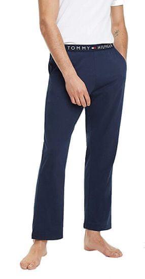 Tommy Hilfiger Pánske tepláky Jersey pant UM0UM01186 -416 (Veľkosť S)