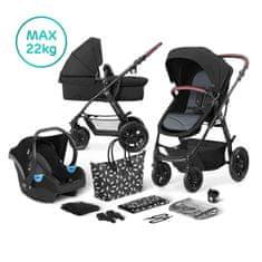KinderKraft wózek Kinderkraft 3in1 XMOOV