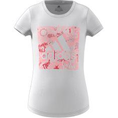 Adidas dívčí tričko JG MH BOS BOX