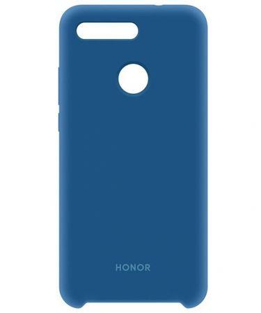 Honor silikonska maska za View 20 Silicone Protective case, 51992808, plava