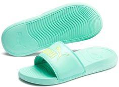 Puma Dívčí pantofle Popcat 20 Jr 37201707