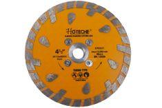 Hoteche Diamantový řezný kotouč 115 mm, TURBO - HT570331 | Hoteche
