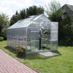 VITAVIA skleník VITAVIA URANUS 11500 PC 4 mm strieborný