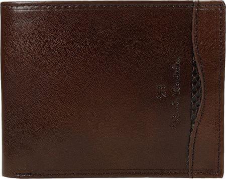 Renato Balestra moška usnjena denarnica, rjava (78614)