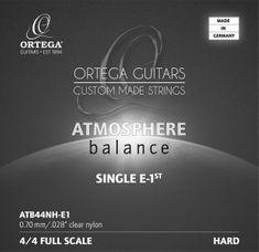 Ortega ATB44NH-E1 Nylonová struna pro klasickou kytaru