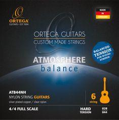 Ortega ATB44NH Nylonové struny na klasickú gitaru