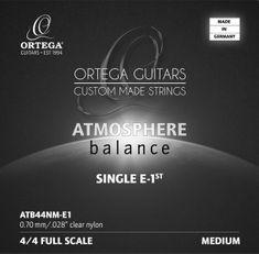 Ortega ATB44NM-E1 Nylonová struna na klasickú gitaru