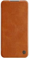 Nillkin Qin Book pouzdro pro Xiaomi Redmi Note 8 Pro 2449342, hnědé