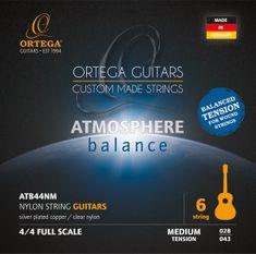 Ortega ATB44NM Nylonové struny na klasickú gitaru