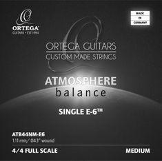 Ortega ATB44NM-E6 Nylonová struna na klasickú gitaru