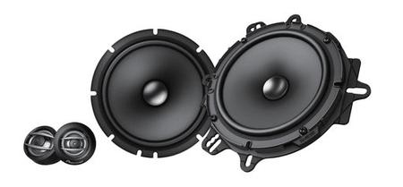 Pioneer TS-A1600C zvočniki
