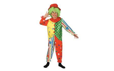 Unikatoy dječji karnevalski kostim klaun (25235)