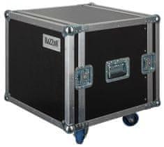Razzor 10U Rack 45 Wheels Rack case