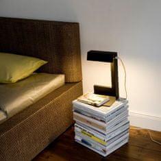Konstantin Slawinski Lampa na čtení pravostranná černá