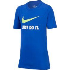Nike chlapčenské tričko NSW TEE JDI SWOOSH