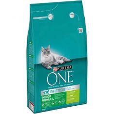Purina ONE s morkou Indoor - pre mačky žijúce v byte 3 kg