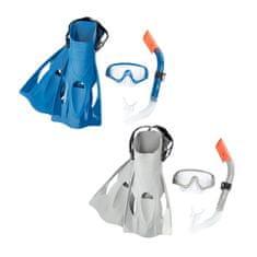 Bestway potápačský set Hydro Swim 25020 s plutvami - modrý