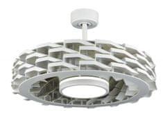 Sulion 075312 RUBIK, stropní ventilátor se světlem