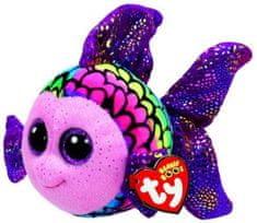 TY Beanie Boos plyšová rybička duhová 24 cm